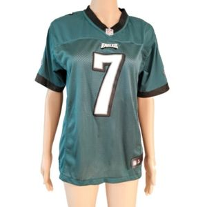 Nike NFL Eagle Jersey #7 Vick Green Youth 14/16